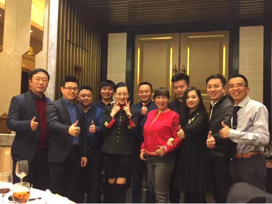 易悦APP深圳首场大咖晚宴,汇聚创新之城的力量